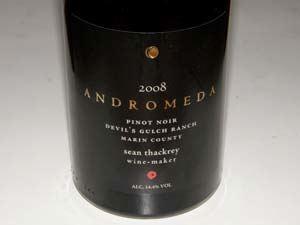 2008 Andromeda